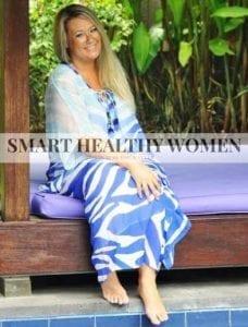 Smart Healthy Women Website Cover