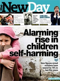 The New Day Magazine Cover April 16