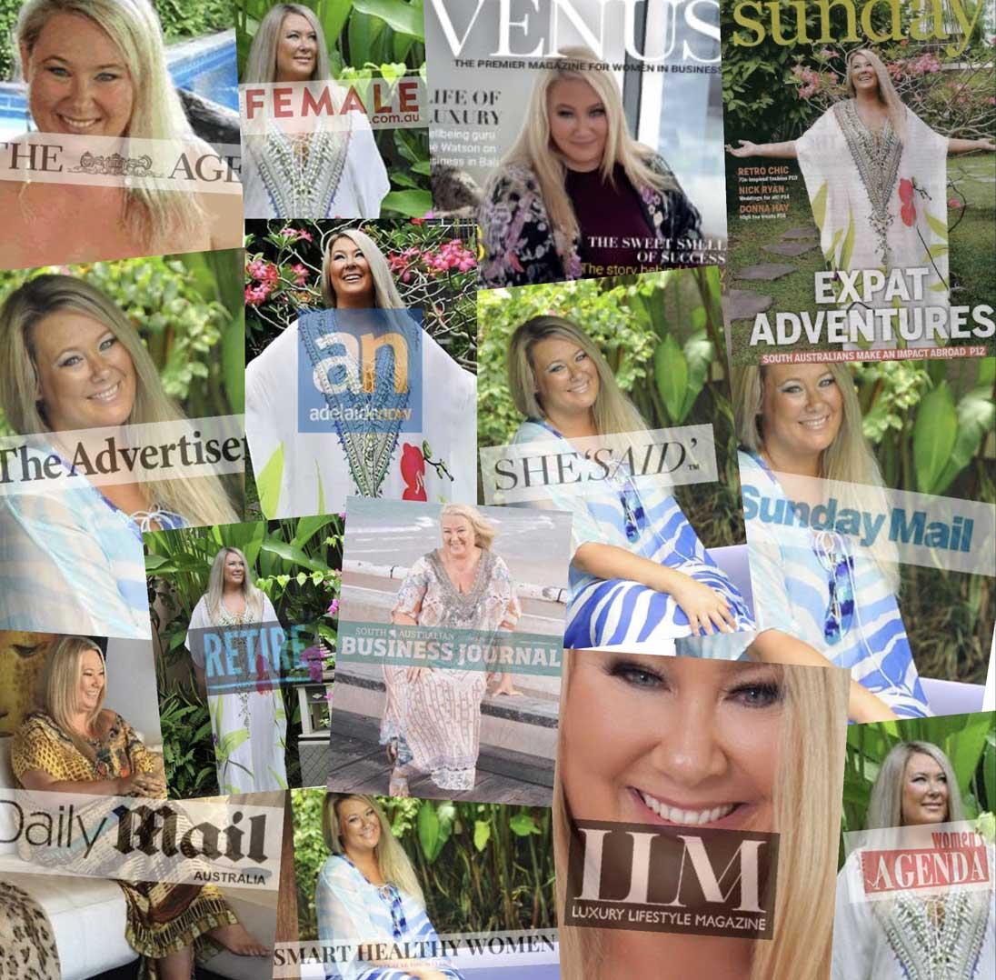 Zoe Watson in the media