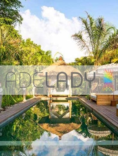 Adelady website featuring Bliss Sanctuary For Women