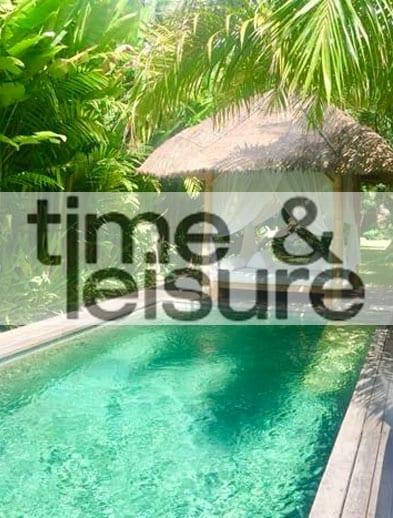 Time Leisure magazine Zoe Watson interview