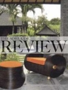 The Adelaide Review newspaper cover Jan 12