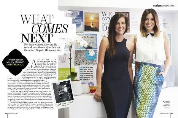 Madison Magazine: Inspiration – What Comes Next 1