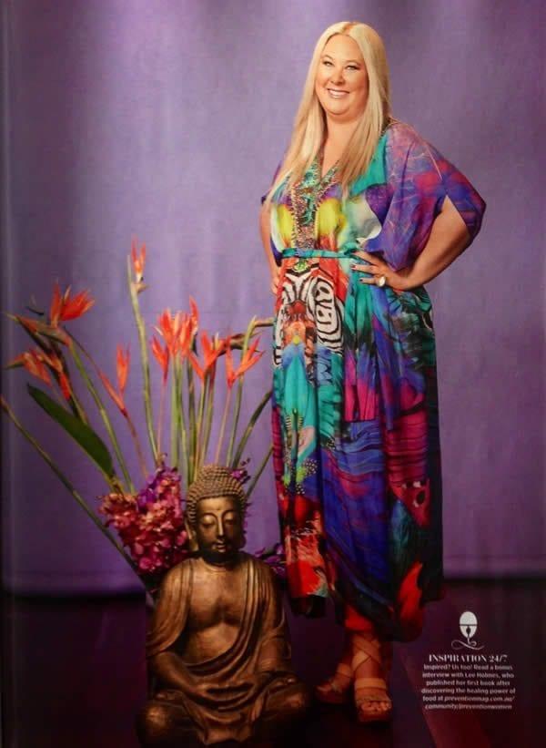Prevention Magazine: Inspiring Women: The Wellness Whisperer 2