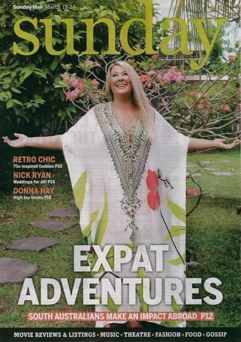 Sunday Mail: Expat Adventures – South Australians make an impact abroad 1