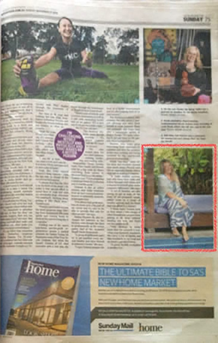 Sunday Mail Newspaper: The Time Of Our Lives 2