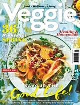 Veggie Magazine cover Jul 16