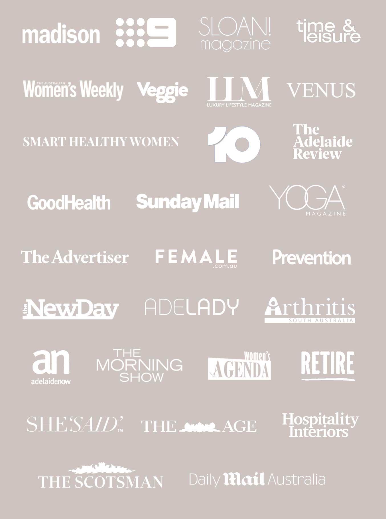 Logos, Zoe Bliss Watson in the media