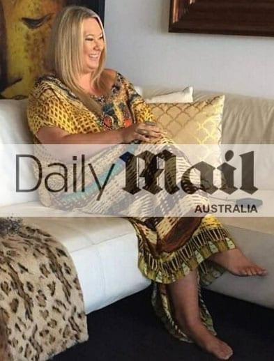 Zoe Watson Daily Mail Australia website Bliss Retreat Bali